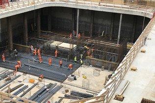 Baisse des revenus prévue pour le secteur suisse de la construction