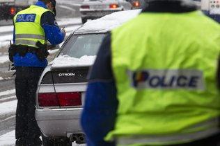Autoroute: La police valaisanne annoncera des contrôles sur Twitter
