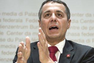La Suisse sursoit à la signature du Pacte sur les migrations
