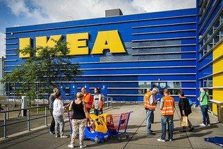 Ikea se réorganise et veut supprimer 7500 emplois dans le monde