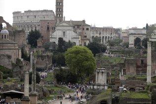 Un projet fait renaître la Rome antique en réalité virtuelle