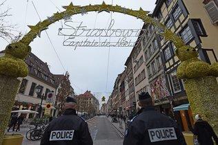Fusillade à Strasbourg: au moins quatre morts et plusieurs blessés