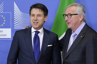 Rome propose de baisser son déficit budgétaire à 2,04% du PIB
