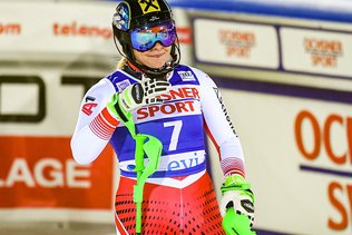 Fin de saison pour Katharina Gallhuber