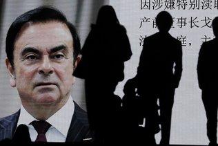 L'Etat français lâche le PDG de Renault Carlos Ghosn