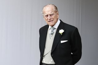 Le prince Philip sort indemne d'un accident de voiture