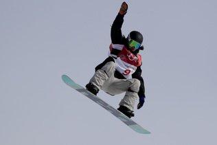 Laax: trois Suisses sur le podium du slopestyle