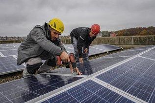 L'Etat de Fribourg s'équipe en panneaux solaires