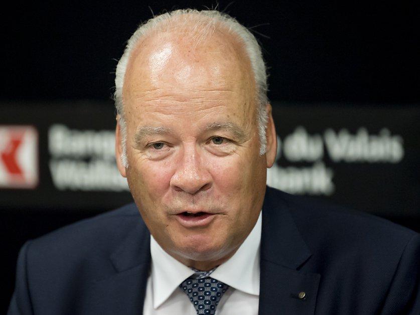Action en justice contre l'ex PDG de la Banque cantonale du Valais