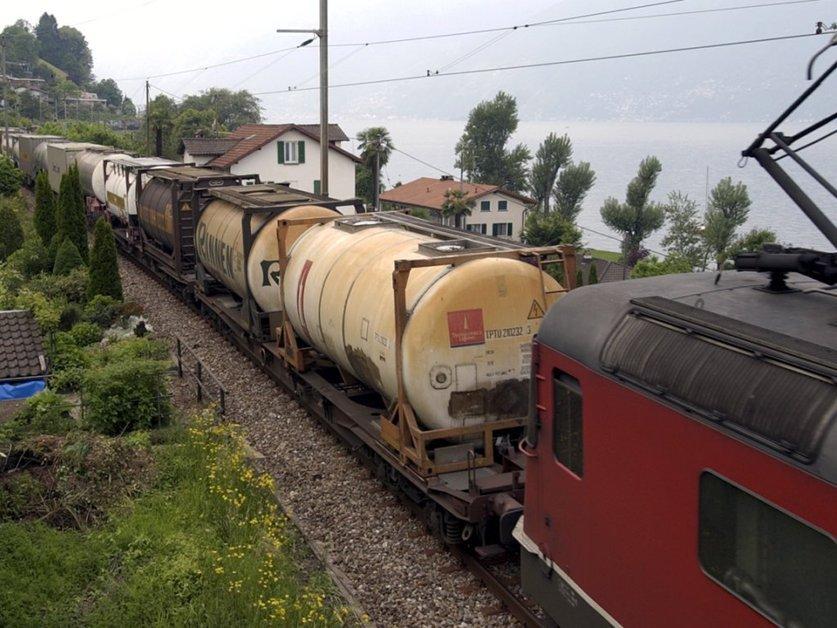 Toujours pas de train entre Cadenazzo et Luino