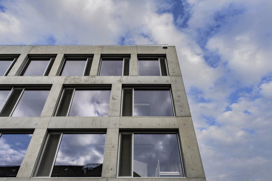 Le bâtiment Mozaïk inauguré