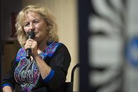 Nicole Niquille invitée du 1er Salon de la montagne d'Aigle