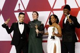 Les Oscars coupent la poire en deux