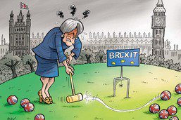 Brexit: Theresa May rate encore son coup