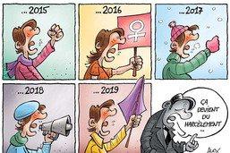 Ce 8 mars, les femmes manifestent encore pour leurs droits