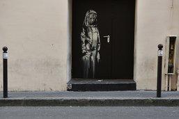Une oeuvre attribuée à Banksy volée au Bataclan