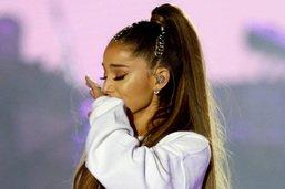 Végane, Ariana Grande a le barbecue dans la peau par accident
