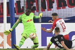 Yvon Mvogo a rejoué en Bundesliga