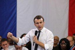 """Macron annonce un """"grand plan"""" pour les petites associations"""
