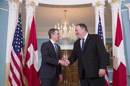 Accord de libre-échange possible avec les Etats-Unis, selon Cassis