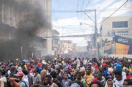 Nouvelles manifestations violentes à Haïti, un mort