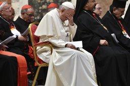 Le pape compare les abus sexuels à des «sacrifices» païens