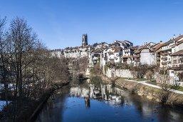 Fribourg: une certaine stabilité en matière de prostitution