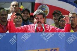 Maduro accuse les Etats-Unis de vouloir provoquer une guerre