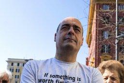 La gauche italienne a élu son leader pour affronter les populistes