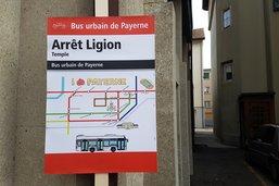 Nouvelles haltes facétieuses pour le bus urbain de Payerne
