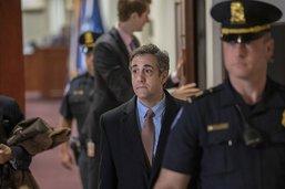 """L'ex-avocat de Trump va faire """"considérablement"""" avancer l'enquête"""