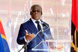 Le nouveau président de la RDC fait le ménage
