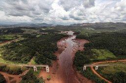 Rupture du barrage au Brésil: onze salariés de Vale incarcérés