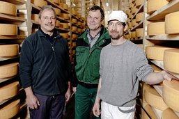 Une cave à fromage à 5 millions