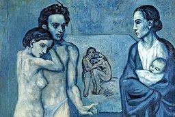 Émouvant Picasso