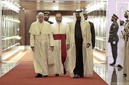 Abu Dhabi en apôtre de la tolérance