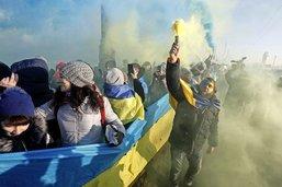 Sous le feu de l'Etat ukrainien