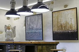 Une nouvelle galerie d'art à Estavayer