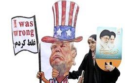 L'Iran fait la fête en plein marasme