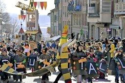 La folie des carnavals se poursuit