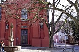 Chez les cousins de Freiburg