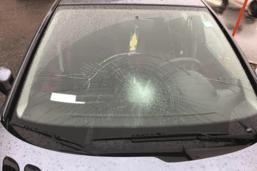 Une conductrice inattentive renverse un piéton à Attalens