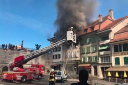 Incendie de Payerne: le recours déclaré irrecevable