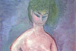 Lumière sur la peinture de Jean-Louis Gétaz