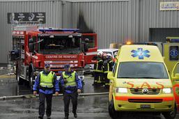 Deux condamnations après l'explosion de la fromagerie de Charmey