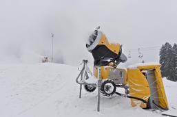 Un skieur grièvement blessé après une collision au Lac-Noir