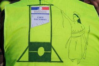 Baisse de mobilisation pour l'acte 14 des «gilets jaunes»