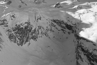 Un Hongrois porté disparu en Haute-Engadine après une avalanche