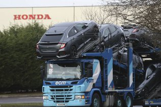 Honda confirme la fermeture de son usine britannique de Swindon