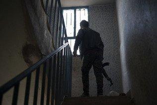 Environ 200 familles retenues par l'Etat islamique (EI) en Syrie